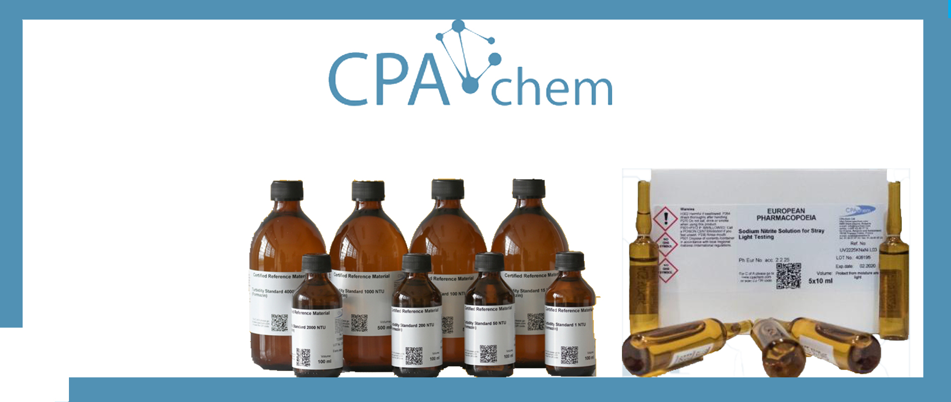 CPAChem Products – Analytical Reagents